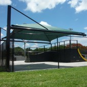 Skate Park Shade Cover 5